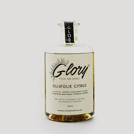 Glory olijfolie citrus